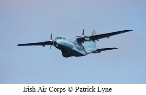 Irish Air Corps  © Patrick Lyne