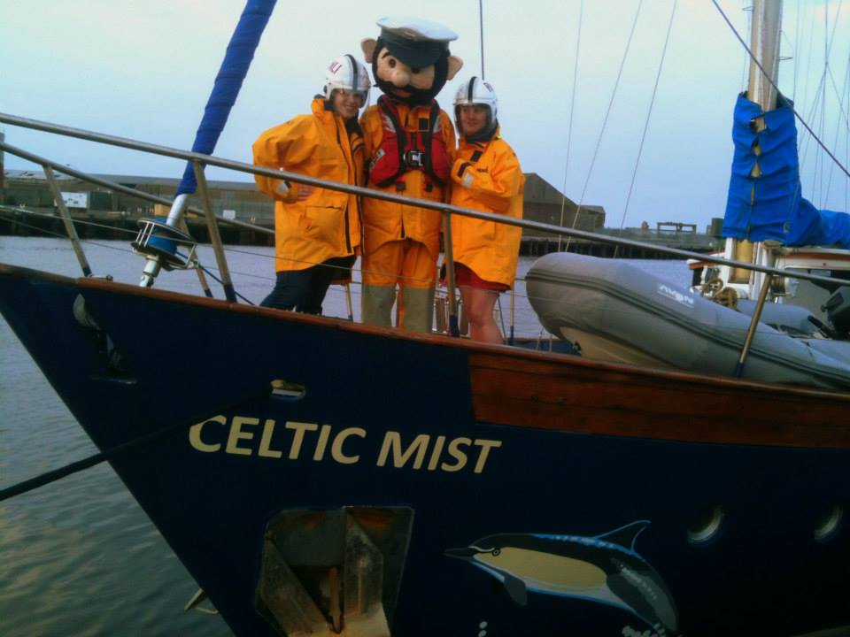 Arklow RNLI welcome Celtic Mist